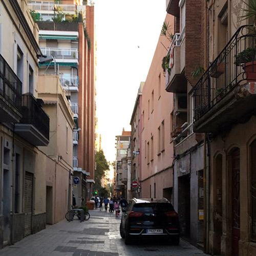 Ciara's street