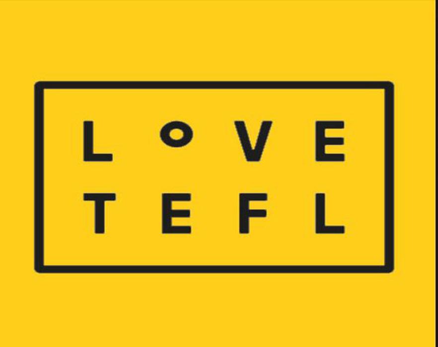 LOVE TEFL logo
