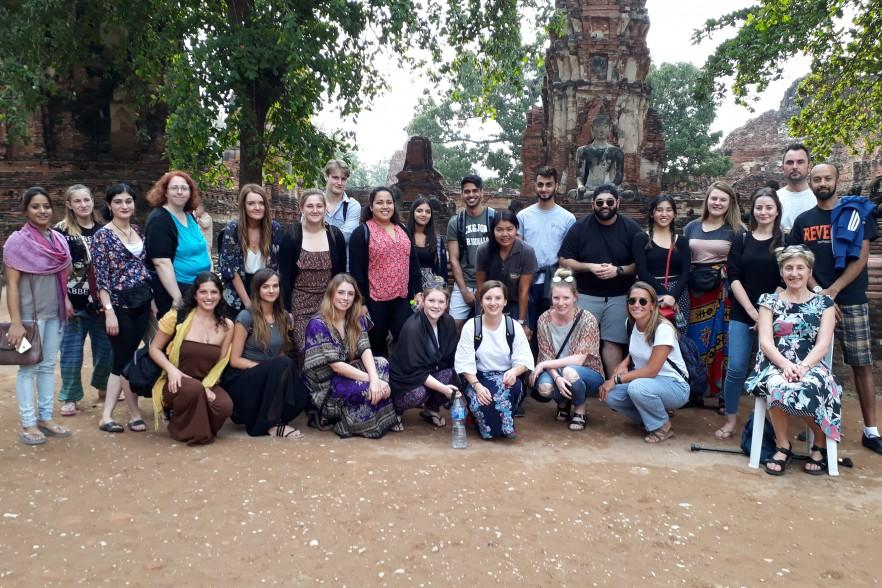 Thailand teaching orientation week 5