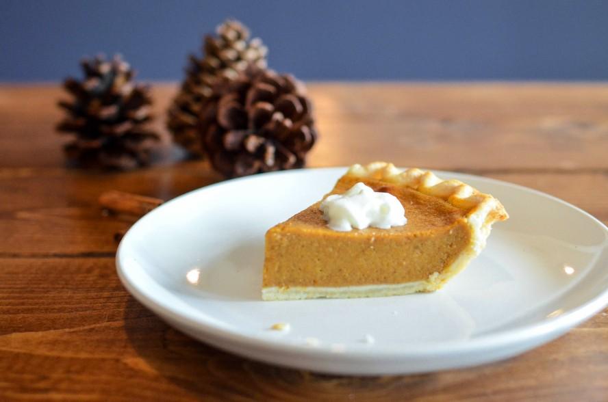 Pumpkin pie, Britsgiving