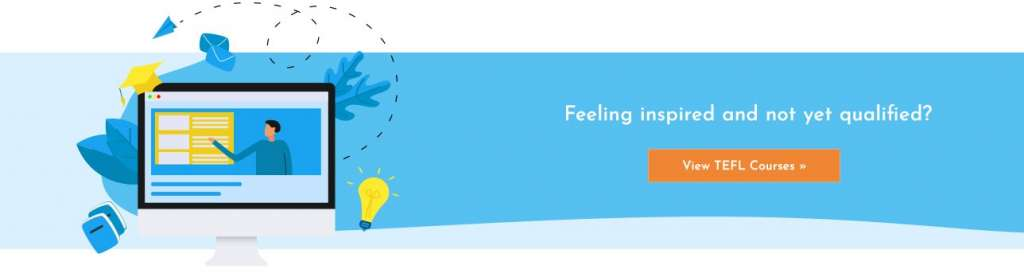 CTA Banner for TEFL Courses