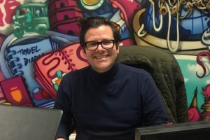 i-to-i's Academic Director, Chris