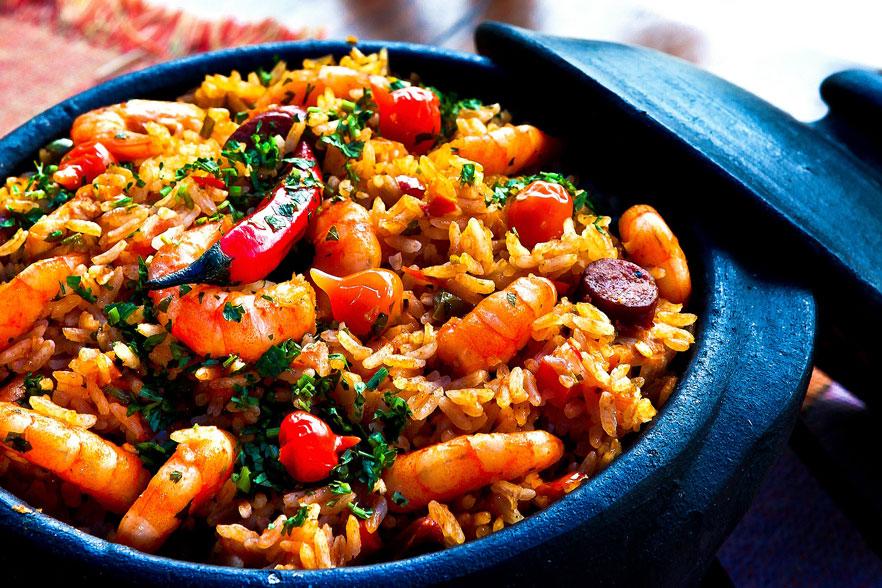 Spain - paella