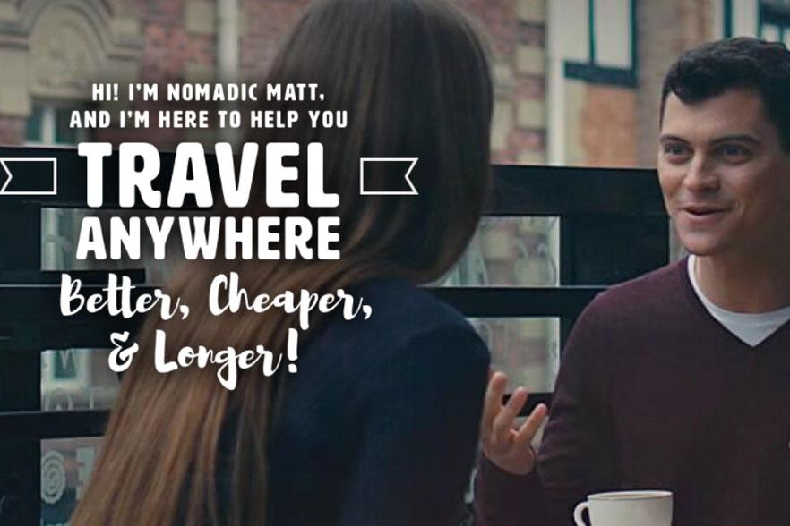 nomadic matt