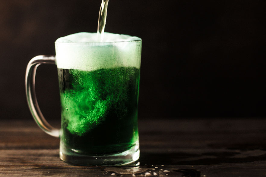 Paddy's Day drink
