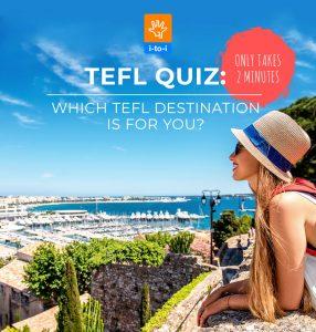 TEFL quiz: which TEFL destination suits you?