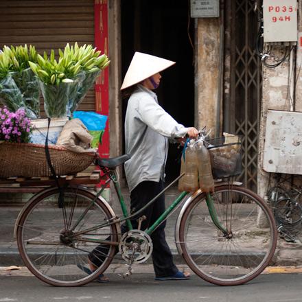 Vietnam bike scene