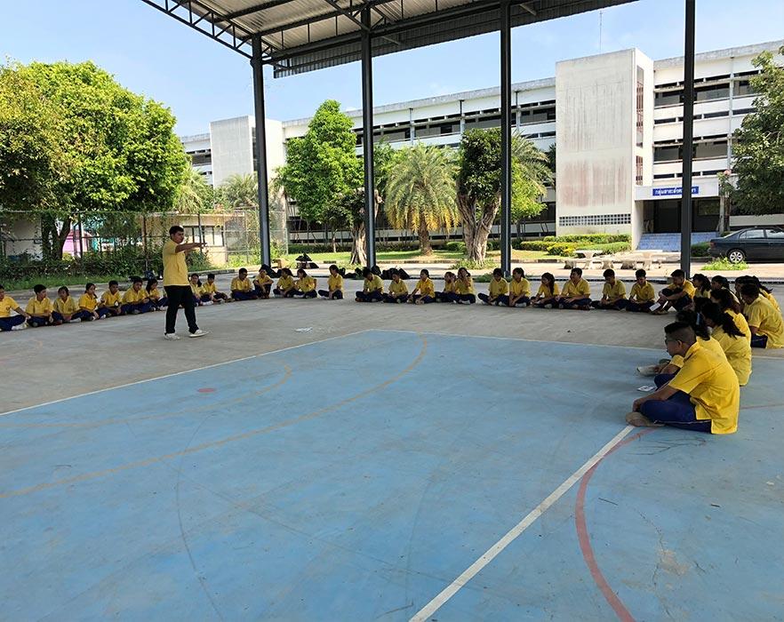 class in thailand