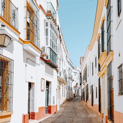 Backstreet in Spain