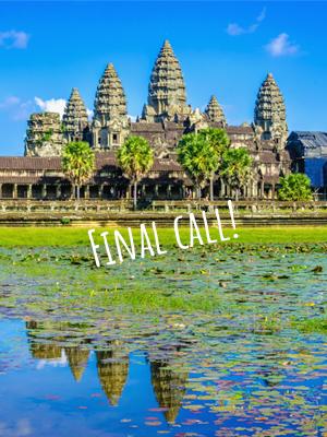 Final call Cambodia