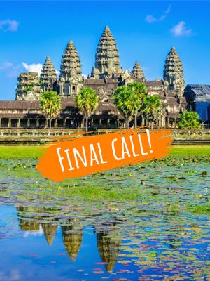 Cambodia final call