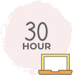 30 hour icon-become-online-tutor
