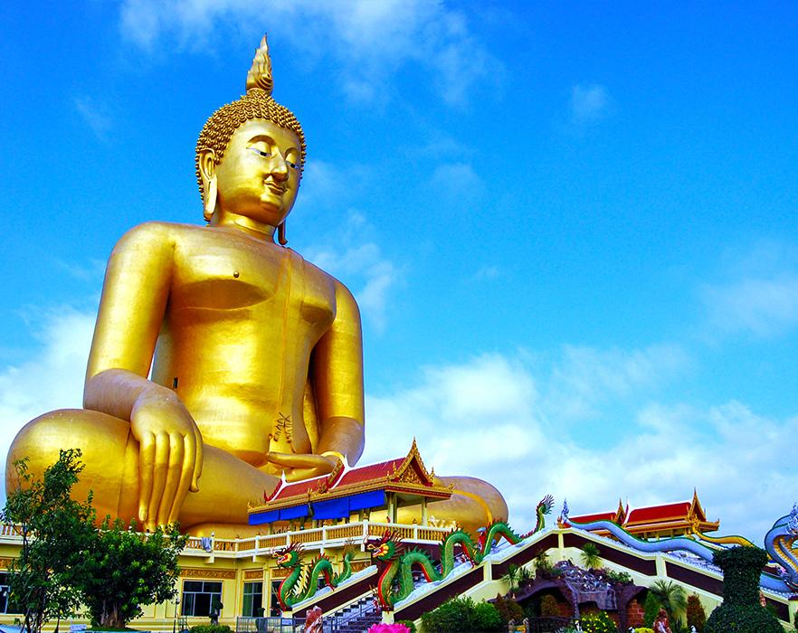 Big Buddah, Thailand