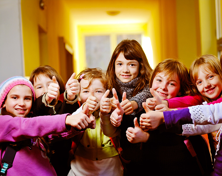 TEFL children, Spain