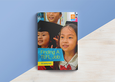 Finding a TEFL job