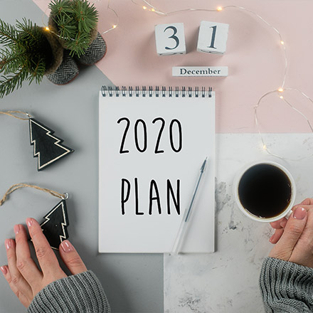 2020 plan notebook