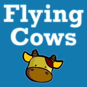 Flying Cows logo
