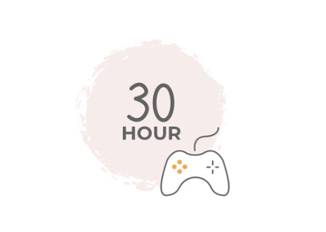 30 hours for teenagers