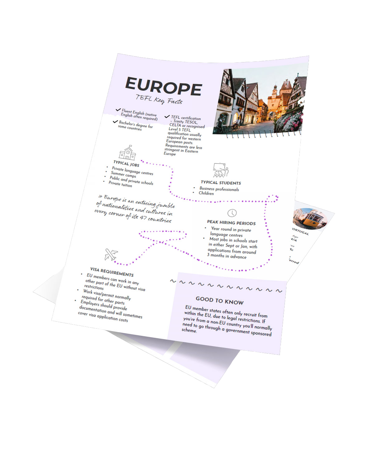 Europe guide