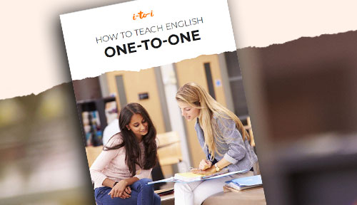 How to teach English one-to-one guide