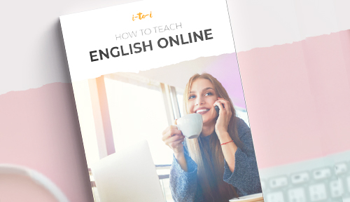 How to teach english online guide