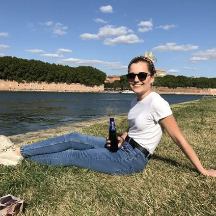 Emily in France