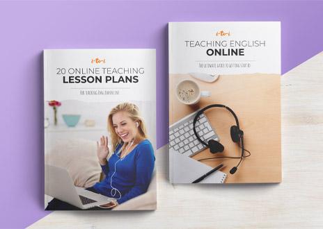 2 teaching online eBooks