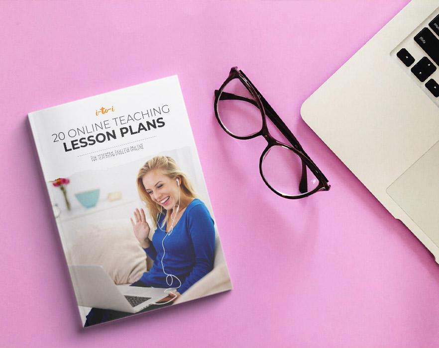20 lesson plans eBook