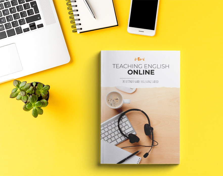 teaching English online ebook