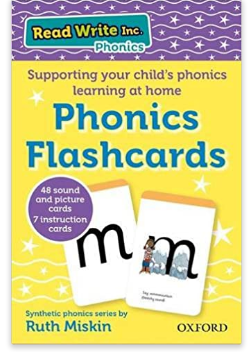 phonics flashcards to use for teaching english online