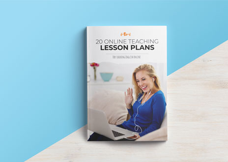 20 Online Lesson Teaching Plans