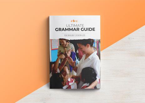The Ultimate Grammar Guide