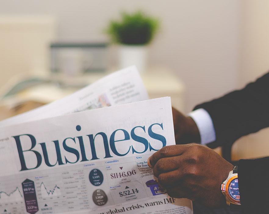 Business English teaching niche