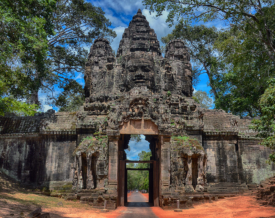 TEFL in your 50s in Cambodia
