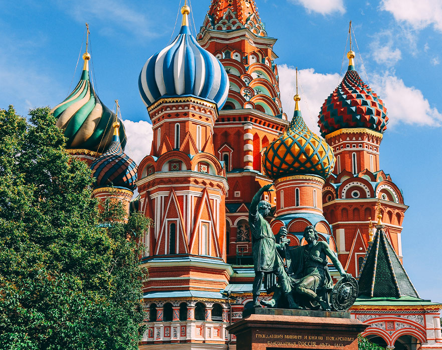 TEFL in your 50s in Russia