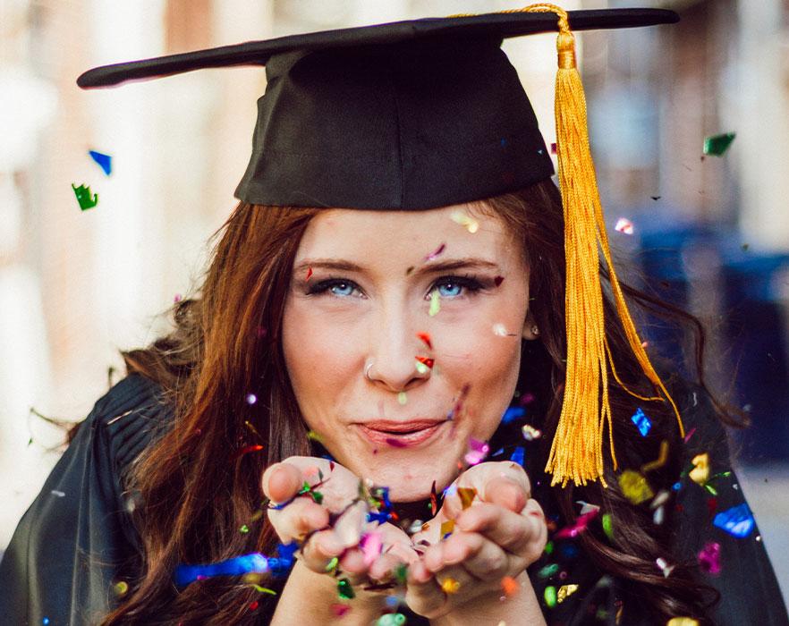 University student age niche