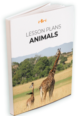 animal lesson plan brochure