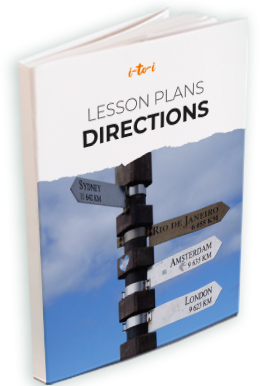 directions lesson plan ebook mockup