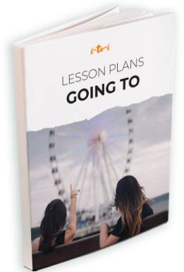 going to lesson plan ebook mockup