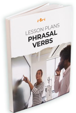 phrasal verbs lesson plan ebook mockup