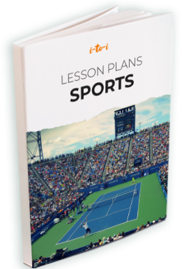 sports lesson plan ebook mockup