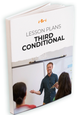 third conditional lesson plan ebook mockup