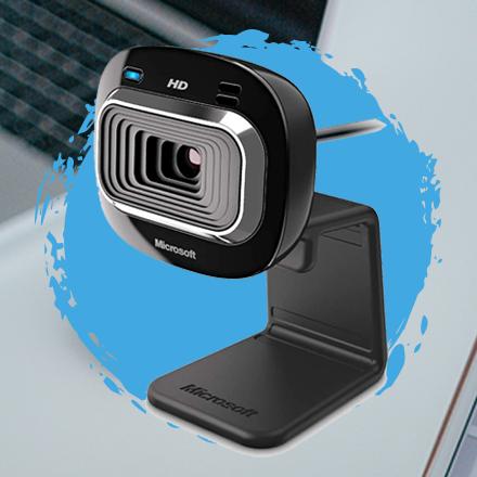 microsoft webcamera