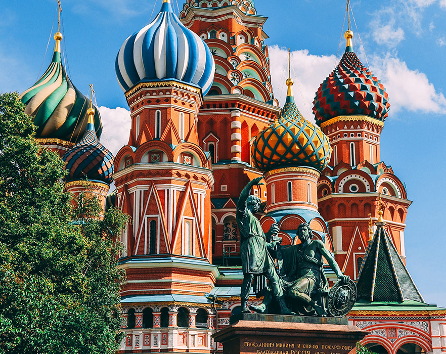 Teaching English in Russia Visa