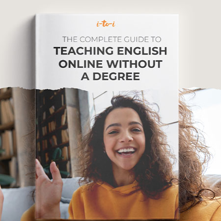 Teaching English online without a degree guide