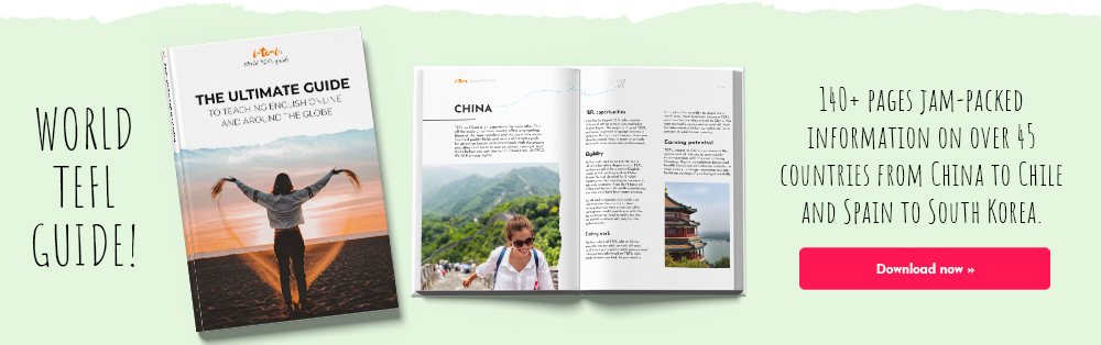 World TEFL Guide FREE brochure