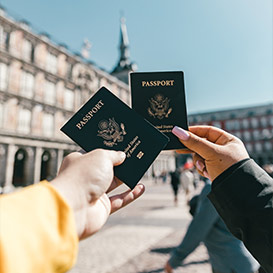 Visas and passports to teach abroad