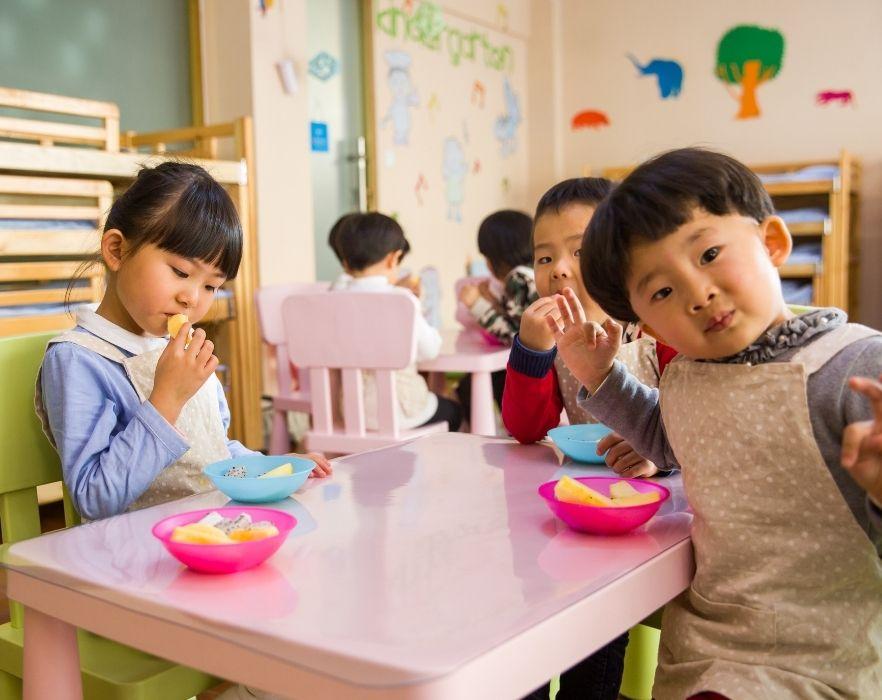 tefl students in china