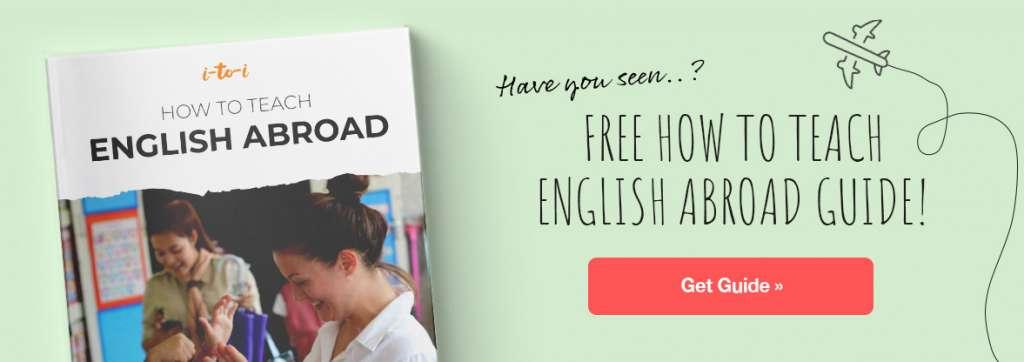 Teach English Abroad Guide