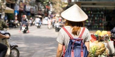 traveling through vietnam